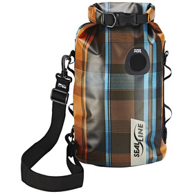SealLine Discovery Deck Dry Bag 10l olive plaid